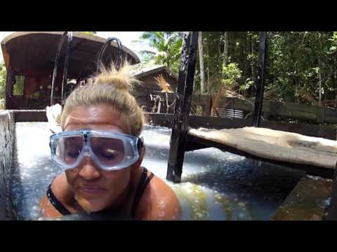 Ashley Roberts Rides to Victory in Terror Train | I'm A Celebrity...Get Me Out Of Here!