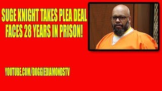 Suge Knight Takes Plea Deal, Faces 28 Years In Prison (Suge Knight From Penthouse To Penitentiary)