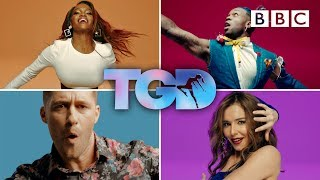 Todrick Hall joins Cheryl, Matthew and Oti! - The Greatest Dancer: Series 2 Trailer - BBC