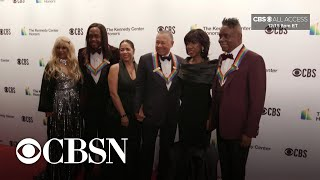 Kennedy Center Honors celebrates arts icons as