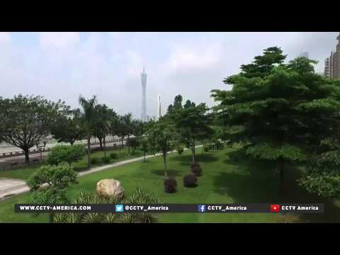 Conference on urban development in Guangzhou
