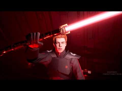 Star Wars Jedi Fallen Order - Cal Turns To Dark Side (Star Wars 2019) PS4 Pro