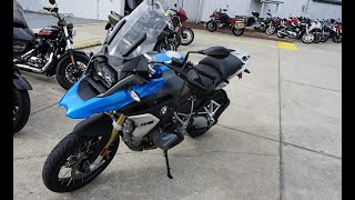 2019 BMW R 1250 GS Ride and Review