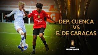 Deportivo Cuenca 3-1 Estudiantes de Caracas | CONMEBOL Libertadores Femenina 2019