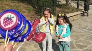 Elif Parkta Oyun Oynadı. Çocuk Videosu