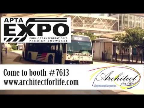Architect for Life - A Professional Corporation - APTA's EXPO 2014 Exhibitor Video Contest