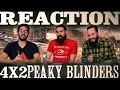 Peaky Blinders 4x2 REACTION!! Heathens