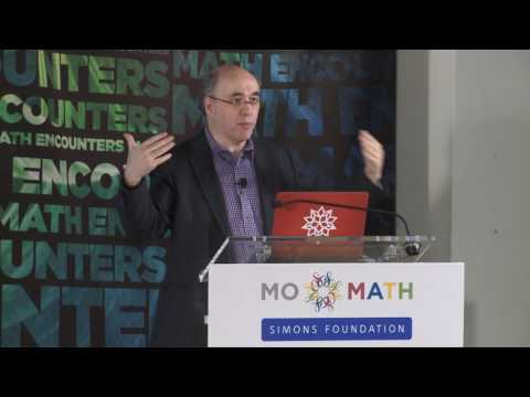 Math Encounters -- A Hands-On Adventure in Experimental Mathematics (4 pm)