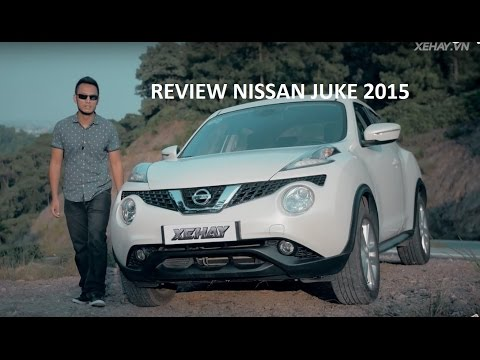 [XEHAY.VN] Đánh giá xe Nissan Juke 2015 |4k|