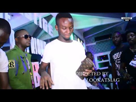 Maiga Bicici en action a Abidjan prestige sur Dj DMX