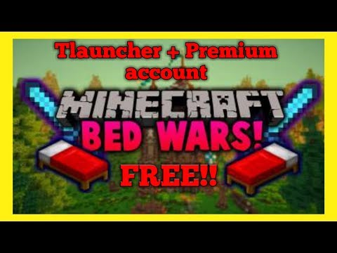 tutorial!!-how-to-join-bedwars-servers!-(tlauncher)-(2020)-(100%-working)