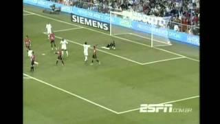 Real Madrid 4 x 0 Mallorca - Campeonato Espanhol 2005/2006