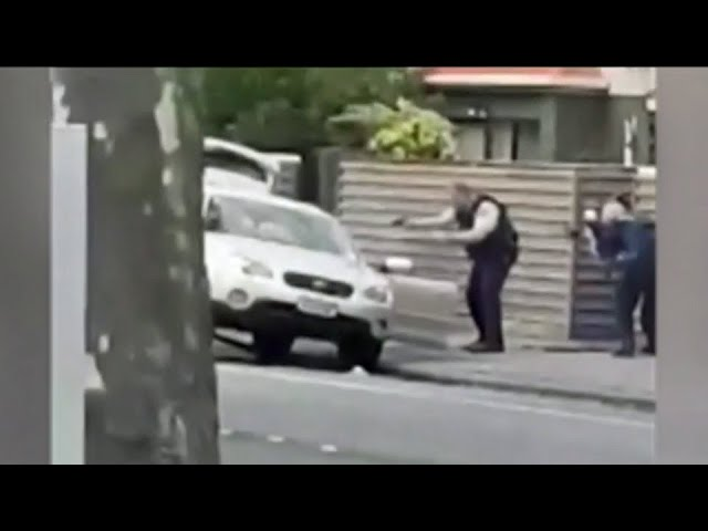 Many Killed in 2 New Zealand Mosque Shootings #1
