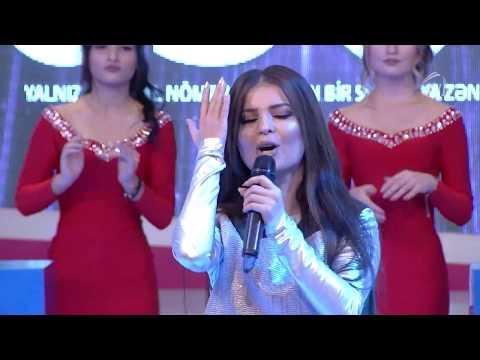 Sevda Yahyayeva - Ağlım səndə  (Bir axşam)