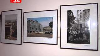 Днепропетровец 40 лет фотографирует достопримечательности города(Интересы длиной в 40 лет. Именно столько уже фотографирует наш город Владимир Рязанов. Еще в юности начал..., 2014-09-08T19:35:18.000Z)