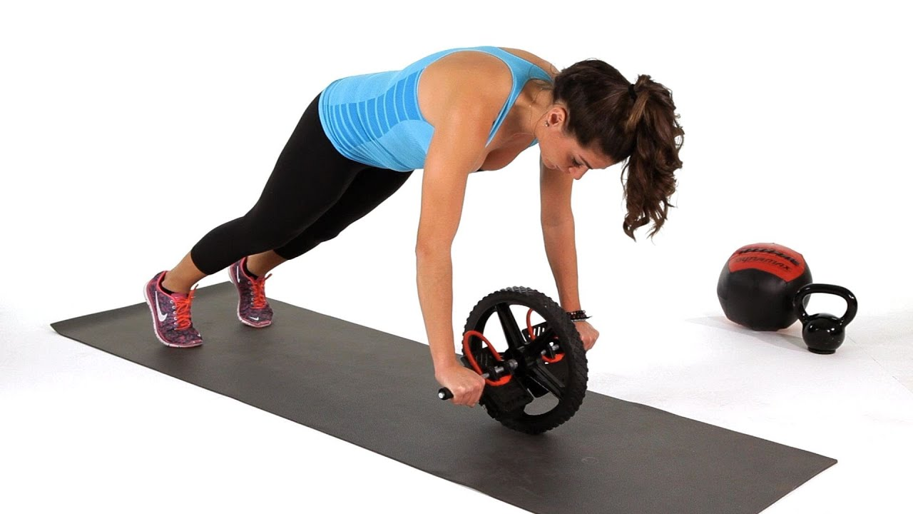 how to do standing ab wheel rollouts abs workout youtubehow to do standing ab wheel rollouts abs workout