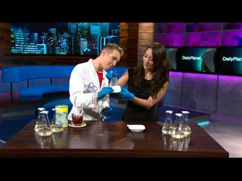Hot Ice, Sodium Acetate | Discovery Channel, Jeffrey Vinokur