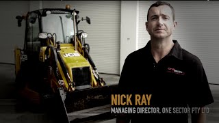JCB 1CXT Backhoe Loader - Nick Ray