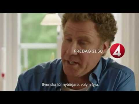 Trailer Welcome To Sweden With Will Ferrell Youtube