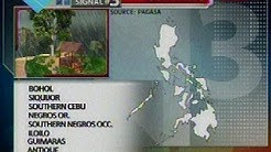 QRT: Weather update as of 5:54 p.m. (Dec 4, 2012)