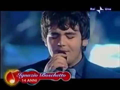 Ignazio Boschetto & Sal Da Vinci - Non riesco a farti innamorare (Ti lascio una canzone 2009)