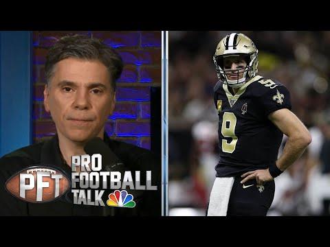 Drew Brees still doesn't understand Colin Kaepernick's protest | Pro Football Talk | NBC Sports