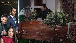 Resumen: El último adiós a Alejandra | Por amar sin ley II - Televisa