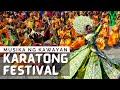 Karatong Festival of Leyte - Featuring Bamboo Musical Instruments - Musika ng Kawayan