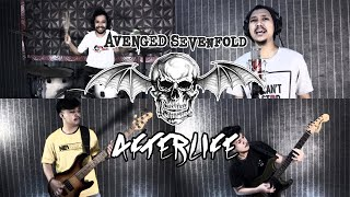 Avenged Sevenfold - Afterlife | METAL COVER by Sanca Records