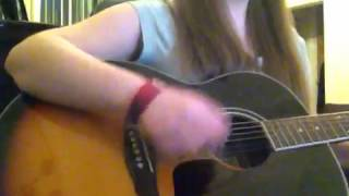 Chances Are - Garrett Hedlund acoustic cover