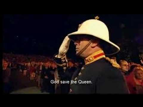 God Save the Queen SingALong arranged  Sir William Walton