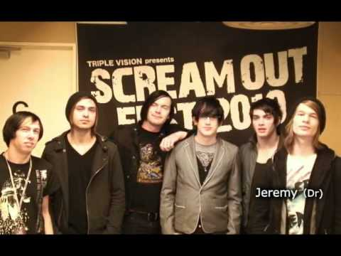SCREAM OUT FEST 2010-ALESANA
