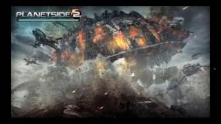 PlanetSide 2 gameplay ita battaglia delle carmobili