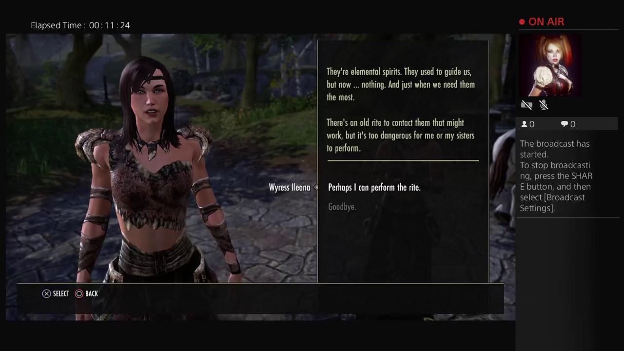 Elder Scrolls Online : Redguard gameplay #3 - YouTube Play Elder Scrolls Redguard Online