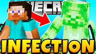 *NEW* TOXIC INFECTION MODE - MINECRAFT MURDER MYSTERY