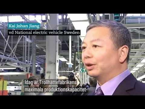 Kai Johan Jiang Om Framtidsplanerna För Saab