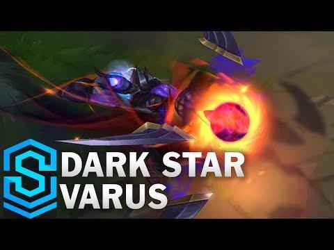 Dark Star Varus (2018) Skin Spotlight - League of Legends