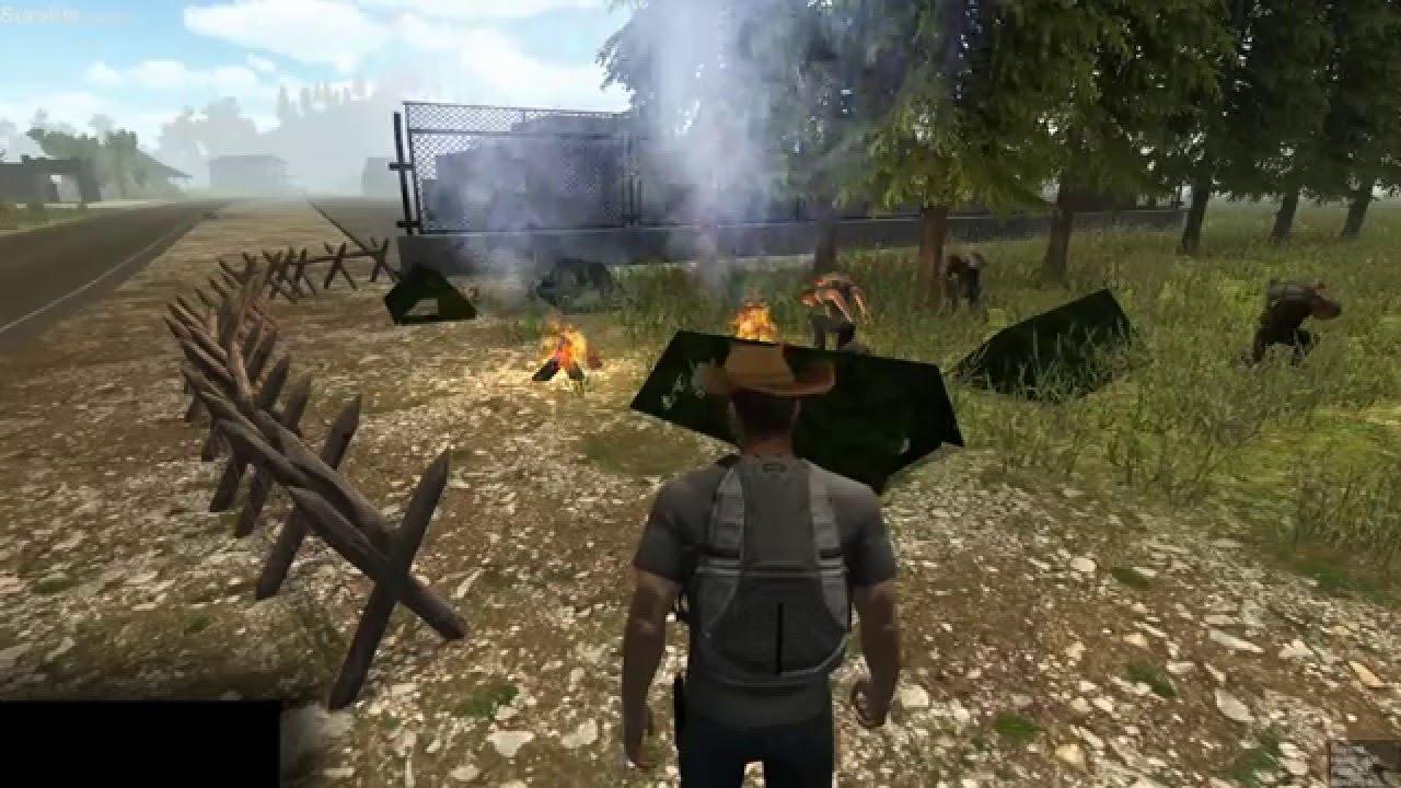 Survius Open World Zombie Survival Game Trailer Youtube