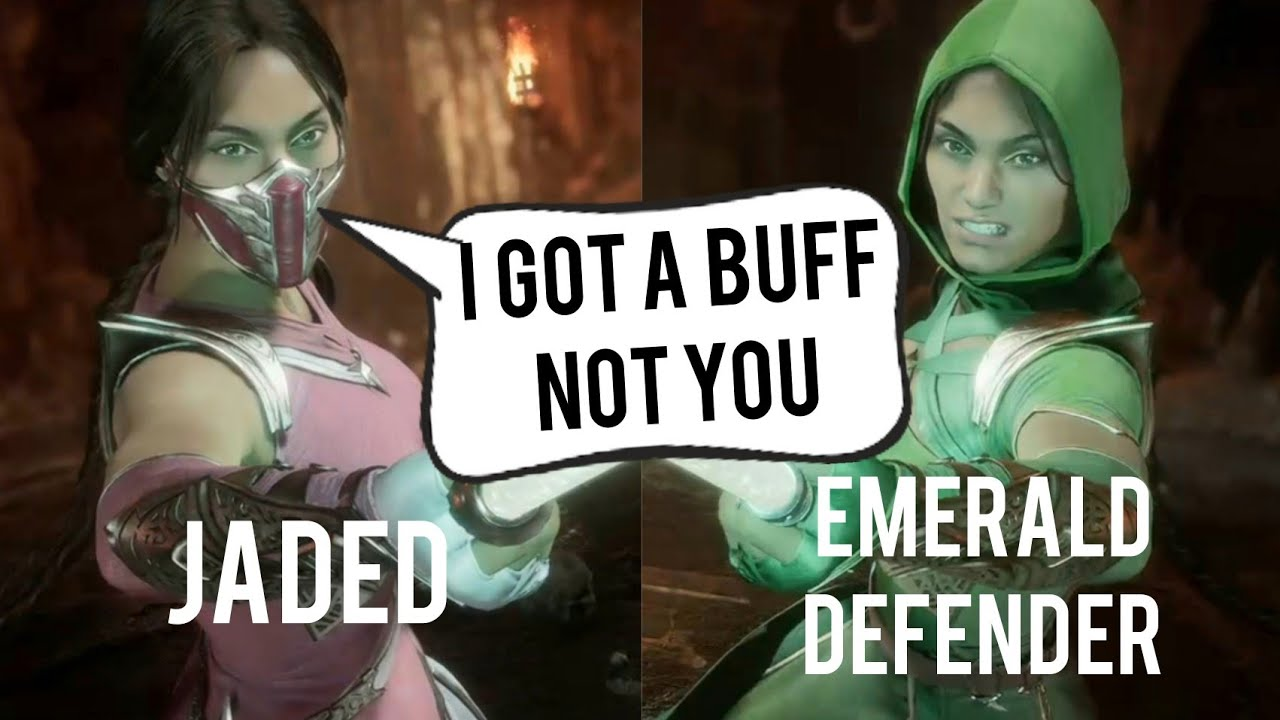 Download The New Buff For Jade Is Amazing!! (Mortal Kombat 11 Jade Ranked Matches)