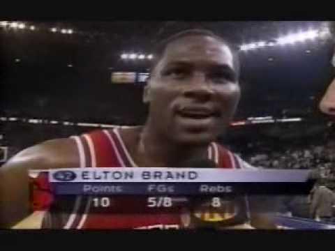 2000 NBA Rookie Challenge part 3/7