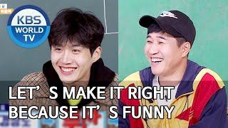 Let's make it right because it's funny [2 Days & 1 Night Season 4/ENG,THA/2020.05.03]