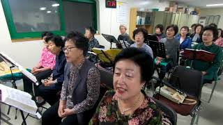춘천가톨릭신협문화교실   성가반/지도 이찬호