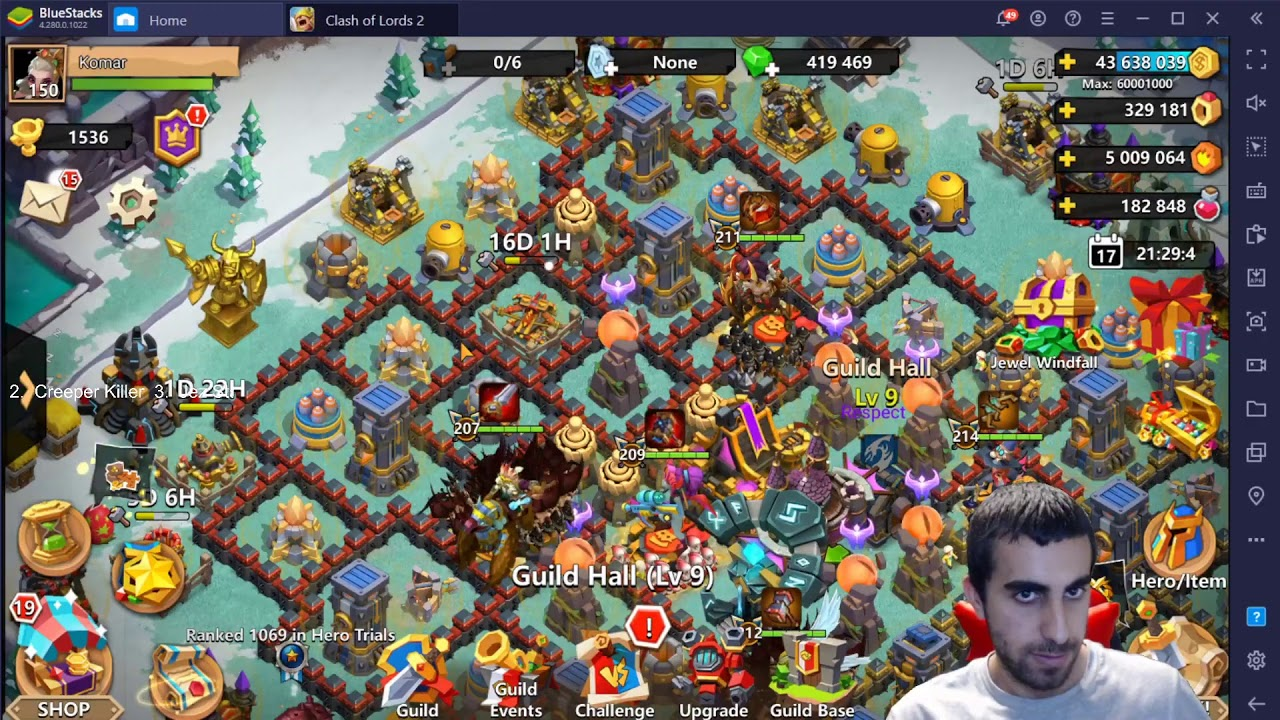 Download clash of lords 2 Weekend Stream #60