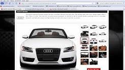 Marbella-Malaga-Spain-Luxury-Car-Hire-Cabrio-Cabriolet-Convertible-Hire-AudiA5.wmv