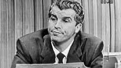What's My Line? - Fernando Lamas (Oct 10, 1954)