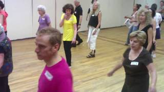 MY FOOLISH HEART LINE DANCE @ Special Line Dance Workshop in New York 2009