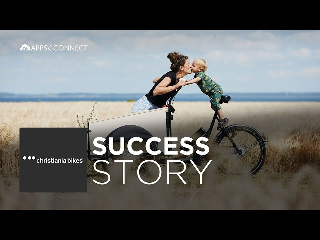 Christiania Bikes Testimonial | Microsoft Dynamics 365 Business Central + WooCommerce | APPSeCONNECT