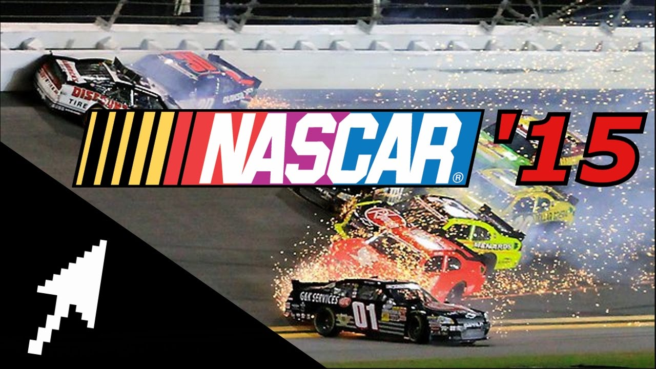 Nascar Games For Xbox 1 : Nascar the game news ps xbox one youtube