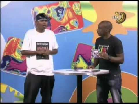 ZIM HIP HOP Report hosted by Prometheus the one with Noble Stylz