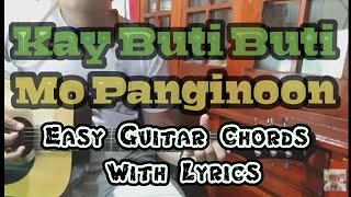"Kay Buti Buti Mo Panginoon (Key of D) by Luis ""Boy"" Baldomaro 